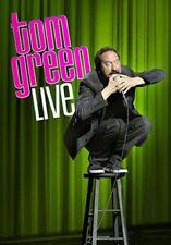 DVD:TOM GREEN LIVE - NEW Region 2 UK