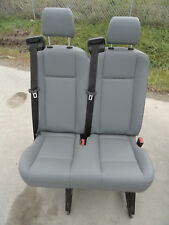 Outstanding Seat Ford Transit Mk8 Bench Double Rear Two Seats V363 Uwap Interior Chair Design Uwaporg