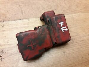 NISSAN-MICRA-K12-03-07-BATTERY-POSITIVE-POST-RED-TERMINAL-SAFETY-COVER