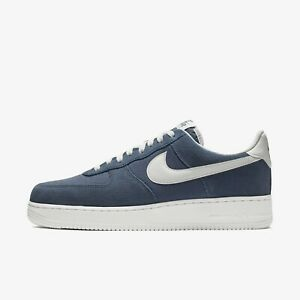 New-Nike-Men-039-s-Air-Force-1-039-07-2-Athletic-Shoes-Sneakers-Blue-Sail-AQ8741-401