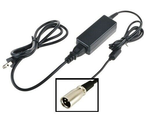 96W Hoveround Shoprider Wheelchair Electric Scooter power supply ac adapter cord