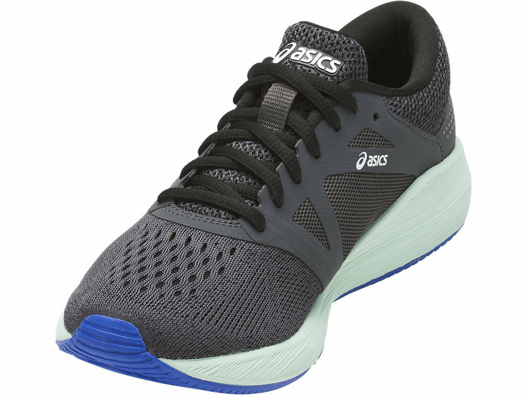 ASICS T7D7N.9593 ROADHAWK FF FF FF Wmn's (M) Dark-Grey Synthetic Mesh Running shoes 581c7f