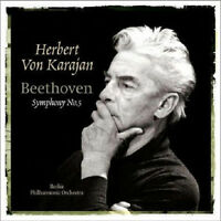 Herbert Von Karajan Beethoven Symphony No. 5 180g Sealed Vinyl Passion Lp