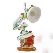 DISNEY 2013 PIXAR LUXO LAMP ORNAMENT NEW WITH TAG