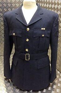Genuine-British-RAF-No1-Royal-Air-Force-Dress-Uniform-Jacket-Tunic-All-Sizes