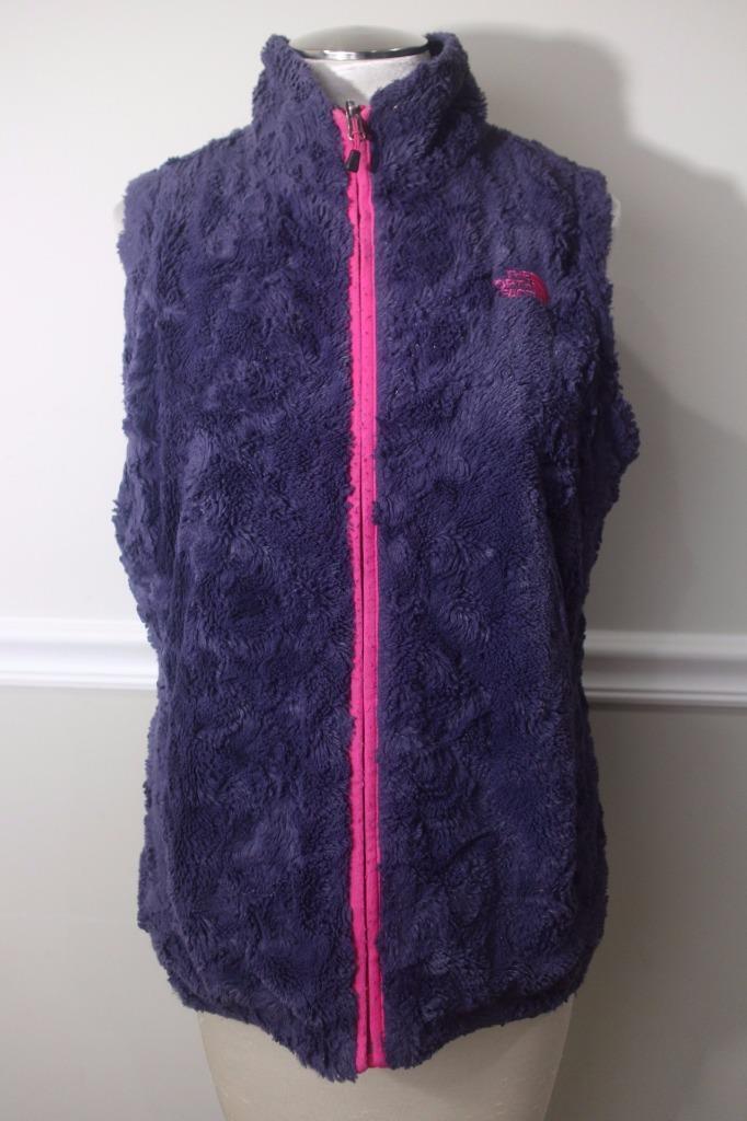 The North Face Women's Mossbud Swirl Reversible Vest MEDIUM (CO500