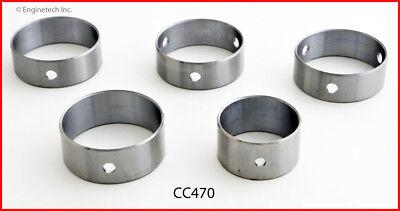 Enginetech CC450A Engine Camshaft Bearing Set