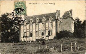 CPA Quievrecourt - La Nobraie (105626)