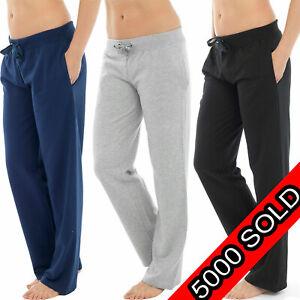 Ladies-Jog-Pants-jogging-womens-Joggers-Bottoms-Gym-Training-Trousers-LOT-LN530