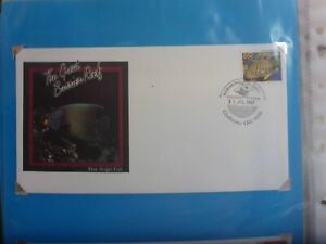 AUST-POST-GREAT-BARRIER-REEF-COVER-GLADSTONE-QLD-PICTORIAL-31-JULY-1987