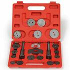 TecTake Repousse Piston Étrier de Freins 22 Pièces  - Rouge (400853)