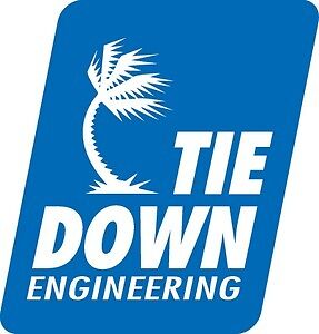 New Tiedown Engineering Spindle W// Hdwr-1 1//16 In.X1 3 Tie 80235