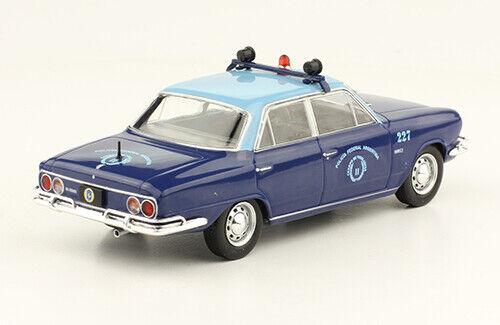 Ika Torino Sedan Patrullero Policia Federal  Diecast Car 1:43 Service Cars Arg