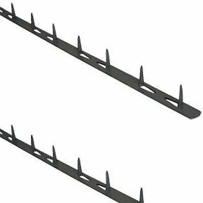 """Furniture Upholstery  30"""" x 1/2""""  Metal Tack Strips 100 pieces Tacktite"""