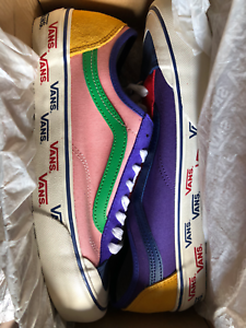 Limited Style Edition Vans Patchwork 36 Exclusive Esaurito Size 8 Size Special 6qtF5wP
