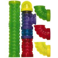 Super Pet Crittertrail Fun-nels Assorted Tubes 16 Pieces (free Shipping In Usa)