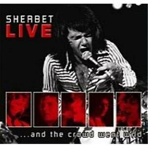 Sherbet-Live-And-The-Crowd-Went-Wild-CD-NEW-unsealed