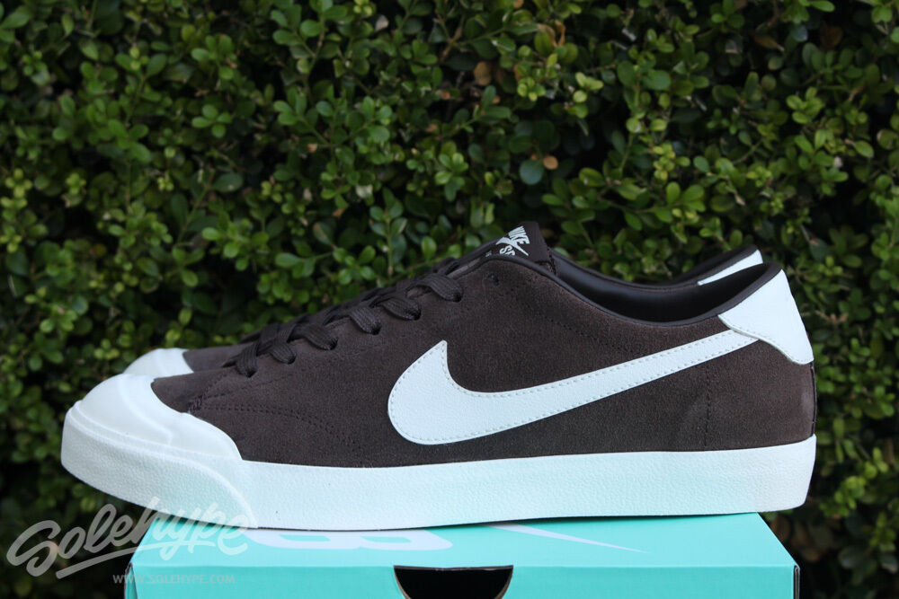 newest collection 7d3a9 73056 NIKE ZOOM ALL COURT CK SZ 11.5 BAROQUE Marron IVORY CORY KENNEDY 806306 211