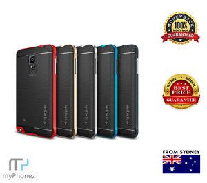 the latest 60045 1c21c Details about NEW SPIGEN Neo Hybrid Case Bumper Samsung Galaxy NOTE EDGE  High Quality AUSIE