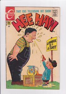 Hee-Haw-5-4-71-Charlton-Comics-Buck-Owens-Roy-Clark-Country-Music-TV-Show