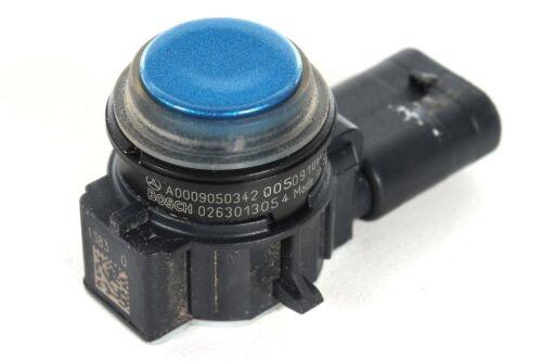 Mercedes-benz ORIG Parktronic sensor exterior pts a-clase 176 B 246 GLK x204 azul