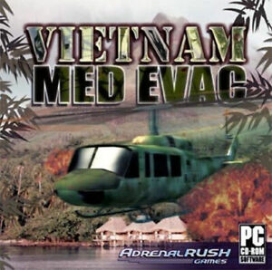 VIETNAM-MED-EVAC-Daring-Rescues-100-Missions-NEW-PC-Game-Helicopter-Sim