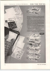 1961 Paper Ad Lakeside Toy Betsy Mccall Fashion Designer Draw A Cartoon Ebay