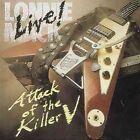 Attack of the Killer V: Live by Lonnie Mack (CD, Jun-1990, Alligator Records)