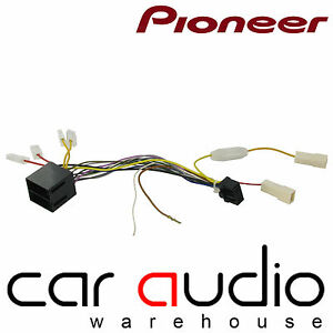 s l300 pioneer 16 pin iso head unit replacement car stereo wiring harness replacement pioneer wiring harness at gsmportal.co