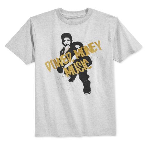 New Century Fox Film Mens Empire Hakeem Crew Neck Gray Graphic T Shirt Tee