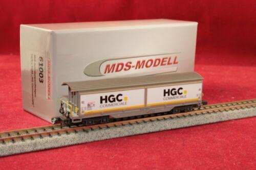 "MDS-Modell 61003 RHB Schiebewandwagen /""HG Commerciale/""Haik-v 5134//NEU//OVP"