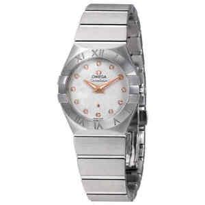 Omega-Constellation-Silver-Diamond-Dial-Ladies-Watch-123-10-27-60-52-001