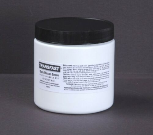 TransFast Water Soluble Dye 8 oz container PURPLE #3291