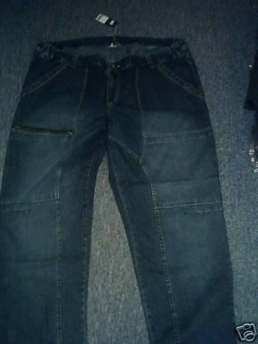 Übergröße Jeans 54 INCH bis 70 INCH STONE blue