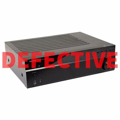 DEFECTIVE Insignia NS-STR514 200W Stereo Receiver With Bluetooth