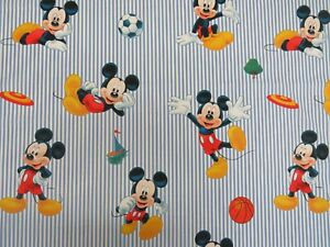 Tende Bambini Disney : Official childrens disney mickey mouse friends blue 100% cotton