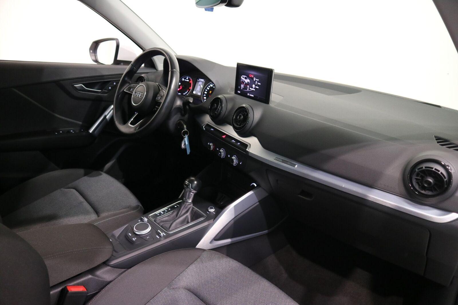 Audi Q2 1,6 TDi 116 Sport S-tr. - billede 6