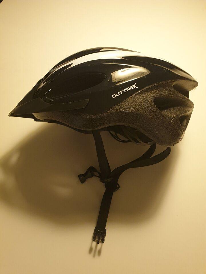 Cykelhjelm, Outrek