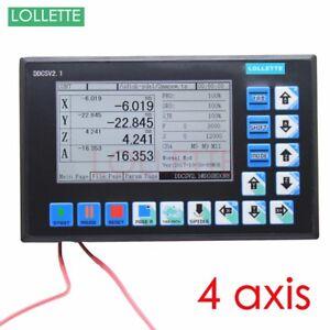 Ddcsv-2-1-CNC-sistema-de-control-USB-500-kHz-de-4-Ejes-Controlador-de-movimiento-TFT-vinculacion