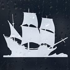 Sailing Ship Car Decal Vinyl Sticker For Window Bumper Panel