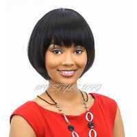 Bohemian Wig Pure Natural Synthetic Wig - Ashanti 08 By Diana