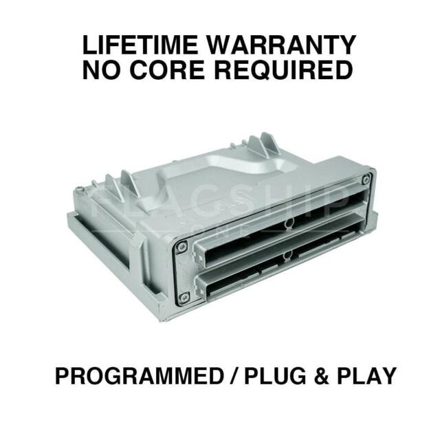 Engine Computer Programmed Plug/&Play 2001 Cadillac Eldorado PCM ECM ECU