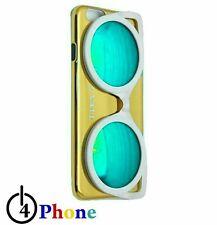 """CARCASA FUNDA DURA DORADA CXXEL para IPHONE 6 / 6S 4,7"""" gafas de sol 3D case"""