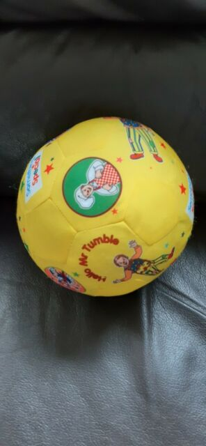 NEW Mr Tumble Fun Sounds Spotty Ball