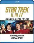 Star Trek Motion Picture Trilogy BLURAY