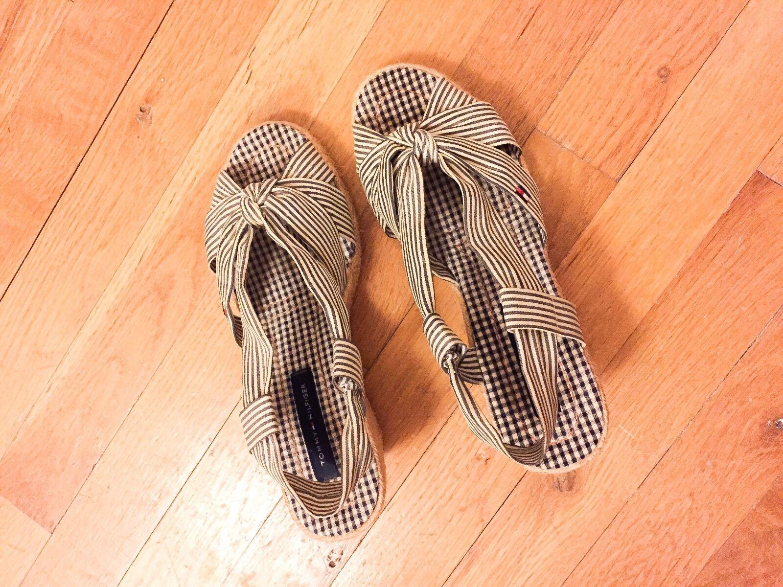 Women's Casual Sandals Platform & Wedges Tommy H… - image 3