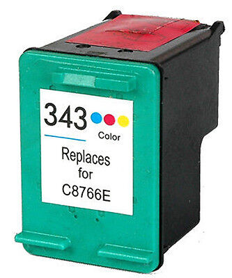 Replace For HP 343 Colour Ink Cartridge