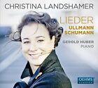 Ullmann, Schumann: Lieder (2016)
