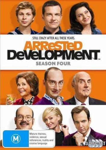 1 of 1 - Arrested Development SEASON 4 : NEW DVD