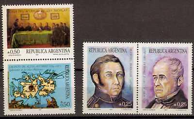Suche Nach FlüGen P713 Historische Ereignisse Argentinien 1896/99 **/mnh Mit Dem Besten Service Süd- & Mittelamerika